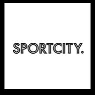 Sportcity logo.